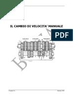 AUTOMOBILI Cambio Di Velocità Manuale 18-2-05