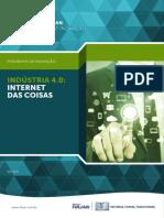 Sistema Firjan Industria 4.0 Internet Coisas 2016