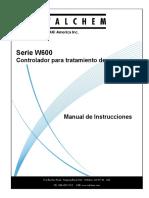 180657_W600 Manual_SP