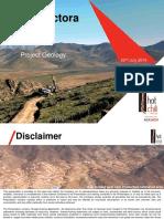 John Beeson Productora Geology Intro