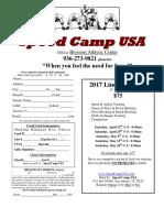 lineman camp flyer