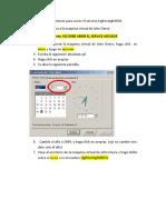 002-Procedimiento Para Correr El Servicio LightweightIDOL