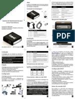 UBox AWC01 Guia Rápido PHB PT Versão 1.2