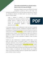Análisis Del Plan Estatal de Desarrollo 2010