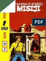 ZS 1044 - Teks Viler - Legenda o Staroj Misiji (Scanturion & Emeri)(5 MB)