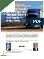 IVA Sobre Transporte Internacional