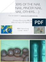 Nails Disorders BSSH