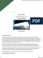 Prevenção e Controle de Risco - Vasos de Pressão