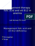 10 (2) Management Therapy of Folic Acid and B12 Anemia (VERSI LAMA)
