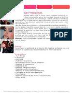 Maquillaje Profesional Lu Mi y Vi MañanasSEP2016