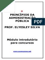 Principios Da Administracao Publica