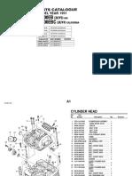 1991 XT600 Schematics