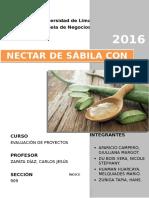 Grupo 1 - Nectar de Sabila Con Chia - Informe Final (1)