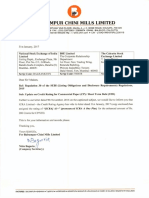 Update on Credit Rating for Commercial Paper (CP) / Short Term Debt (STD) [Company Update]