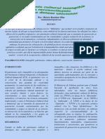 PATRIMONIO CULTURAL E INTANGIBLE EN RECONOCIMIENTO DE LAS DANZAS AUTOCTONAS
