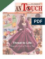 Magazine, MASM India, October 2006