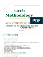 Research Methodology 1-Introduction