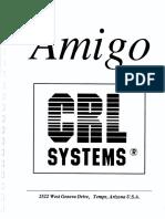Amigo Fm Manual