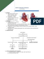 Aortic Valvular Disease