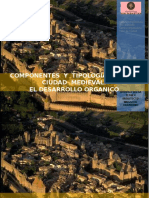 5-Composición y Tipologías de La Ciudad Medieval I