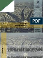 9-La Ciudad Postliberal