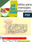 Sellos Para Mensajes Educativos