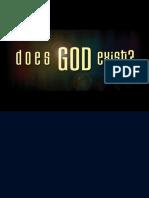 BL 001 Does God Exist