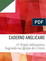 Caderno Anglicano 001