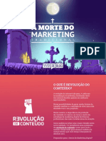 eBook a Morte Do Marketing Tradicional 3