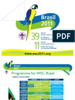39th World Conference Programme