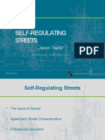 Self Regulating Road (2)