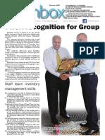 Motibhai Group Newsletter, February 2017