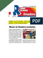 Jornal da Região - Amadora, número 132, p 4 - ESSCP
