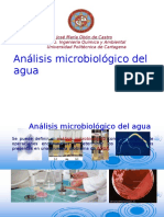 Analisis Microbiologico Aguas