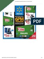Walmart Black Friday 2016 Ad Printable Version - Black Friday 2016