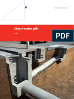 Stormwater Pits Humes