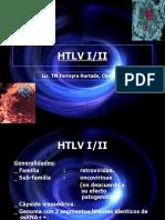 VIRUS LINFOTROPICO HUMANO (HTLV)