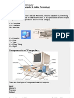 Fundamentals of Computer 5