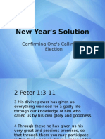 New Year Solution