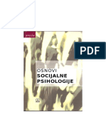 Osnovi socijalne psihologije