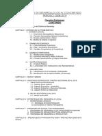 Pdc Manantay 2008 -2015