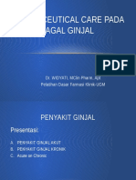 Pharm Care Pada Gagal Ginjal