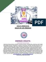 Agua Angélica - Instrucciones