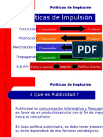Variable de Impulsion