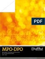 Magister Desarrollo Organizacional UAI