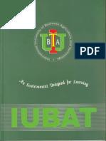IUBAT Bulletin