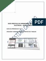 Guia 01 - Administracion de Proyectos y Dibujos