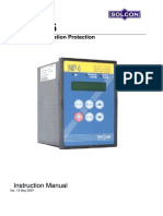 Monitor Rez Izolatie 7,2 Kv Mip