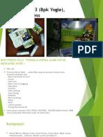 0813-2152-9993(Bpk Yogie), Herbal BioCypress Gunungkidul