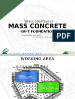 Metode Mass Concrete Rev.2